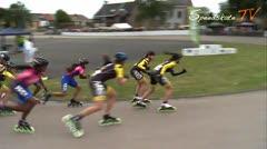 MediaID=37444 - Int. Speedskating Event Mechelen 2014 - senior women, 10.000m elimination final 1