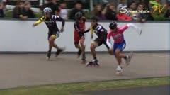 MediaID=37445 - Int. Speedskating Event Mechelen 2014 - Senior men, 500m sprint final 1