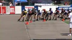 MediaID=37498 - 9.Internationales Speedskate Kriterium Wörgl - Cadet Boys, 5.000m elimination final 1