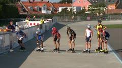 MediaID=37568 - Danish Inline Grandprix Europeancupfinal 2014 - Cadet Boys, 1.000m semifinal2