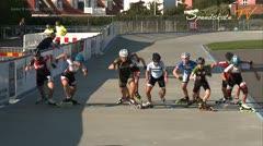 MediaID=37573 - Danish Inline Grandprix Europeancupfinal 2014 - Junior B women, 1.000m final