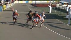 MediaID=37588 - 10.Internationales Speedskate Kriterium Wörgl - Cadet Boys, 500m semifinal2