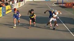 MediaID=37591 - 10.Internationales Speedskate Kriterium Wörgl - Junior B men, 500m final