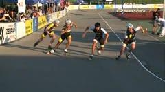 MediaID=37606 - 10.Internationales Speedskate Kriterium Wörgl - Senior women, 500m sprint final