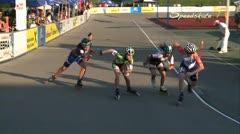 MediaID=37617 - 10.Internationales Speedskate Kriterium Wörgl - Junior A men, 500m final