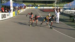 MediaID=37633 - 10.Internationales Speedskate Kriterium Wörgl - Junior A men, 500m semifinal2