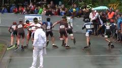 MediaID=37659 - 37. Int. Speedskating Kriterium Gross-Gerau 2015 - Junior B men, 1.000m final