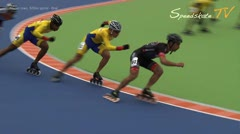 MediaID=37687 - Hollandcup 2015 - Senior men, 500m sprint final