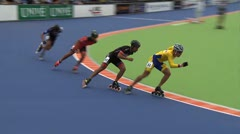 MediaID=37690 - Hollandcup 2015 - Senior men, 500m sprint semifinal1