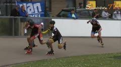 MediaID=37724 - Int. Speedskating Event Mechelen 2015 - Junior A men, 500m final