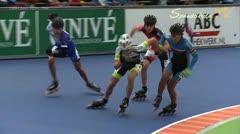 MediaID=37733 - Hollandcup 2015 - Cadet Boys, 500m final
