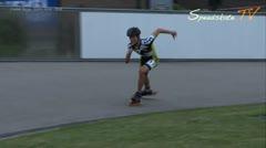 MediaID=37742 - Int. Speedskating Event Mechelen 2015 - Cadet Boys, 300m time final