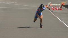 MediaID=37778 - European Championship 2015 - Junior A women, 300m time final