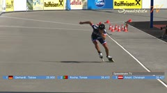 MediaID=37798 - European Championship 2015 - Junior A women, 300m time final