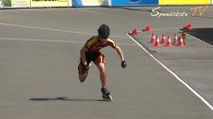 MediaID=37814 - European Championship 2015 - Junior A women, 300m time final