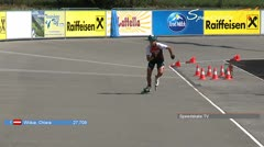 MediaID=37847 - European Championship 2015 - Junior B men, 300m time final