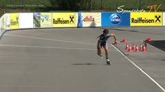 MediaID=37849 - European Championship 2015 - Junior B men, 300m time final