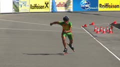 MediaID=37884 - European Championship 2015 - Junior A women, 300m time final