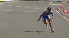 MediaID=37888 - European Championship 2015 - Junior B men, 300m time final