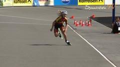 MediaID=37921 - European Championship 2015 - Junior B men, 300m time final