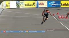 MediaID=37930 - European Championship 2015 - Junior B men, 300m time final