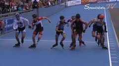 MediaID=38006 - Flanders Grand Prix 2015 - Junior A men, 1.000m semifinal2