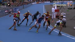 MediaID=38011 - Flanders Grand Prix 2015 - Cadet Boys, 1.000m semifinal2