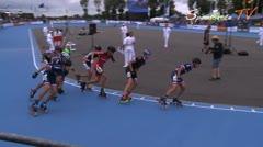 MediaID=38019 - Flanders Grand Prix 2015 - Cadet Boys, 1.000m semifinal1