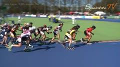 MediaID=38021 - Hollandcup 2016 - Junior A women, 10.000m elimination final