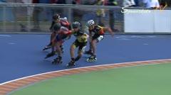 MediaID=38028 - Hollandcup 2016 - Cadet Boys, 500m final