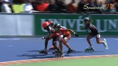 MediaID=38040 - Hollandcup 2016 - Senior women, 500m sprint final