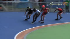 MediaID=38044 - Hollandcup 2016 - Senior men, 500m sprint semifinal2