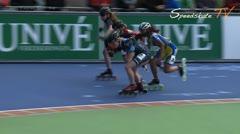 MediaID=38060 - Hollandcup 2016 - Cadet Boys, 500m final