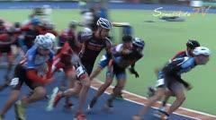 MediaID=38070 - Hollandcup 2016 - Junior A men, 10.000m points final