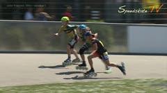 MediaID=38097 - Int. Speedskating Event Mechelen 2016 - Junior B women, 500m semifinal2