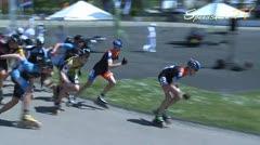 MediaID=38098 - Int. Speedskating Event Mechelen 2016 - Junior B men, 10.000m elimination final