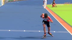 MediaID=38177 - European Championship 2016 - Junior B men, 300m time final