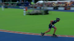 MediaID=38186 - European Championship 2016 - Junior A women, 300m time final