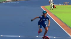 MediaID=38188 - European Championship 2016 - Junior B women, 300m time final