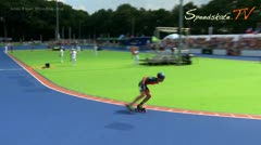 MediaID=38213 - European Championship 2016 - Junior B men, 300m time final