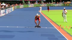 MediaID=38219 - European Championship 2016 - Junior B men, 300m time final