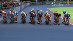 MediaID=38238 - European Championship 2016 - Junior B women, 10.000m elimination final
