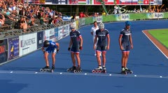 MediaID=38242 - European Championship 2016 - Senior men, 500m sprint final