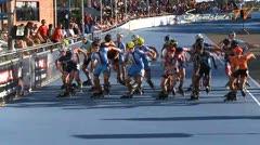 MediaID=38341 - Flanders Grand Prix 2016 - Cadet Boys, 5.000m elimination final