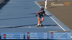 MediaID=38396 - Flanders Grand Prix 2016 - Cadet Girls, 300m time final