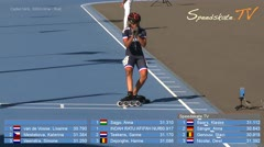 MediaID=38400 - Flanders Grand Prix 2016 - Cadet Girls, 300m time final