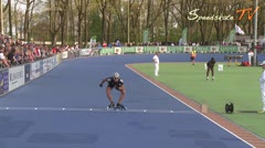 MediaID=38491 - Holland Cup 2017 - Senior men, 300m time final