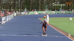 MediaID=38492 - Holland Cup 2017 - Senior women, 300m time final