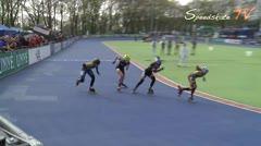MediaID=38514 - Holland Cup 2017 - Cadet women, 500m semifinal1