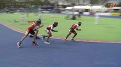 MediaID=38528 - Holland Cup 2017 - Junior A men, 500m semifinal2